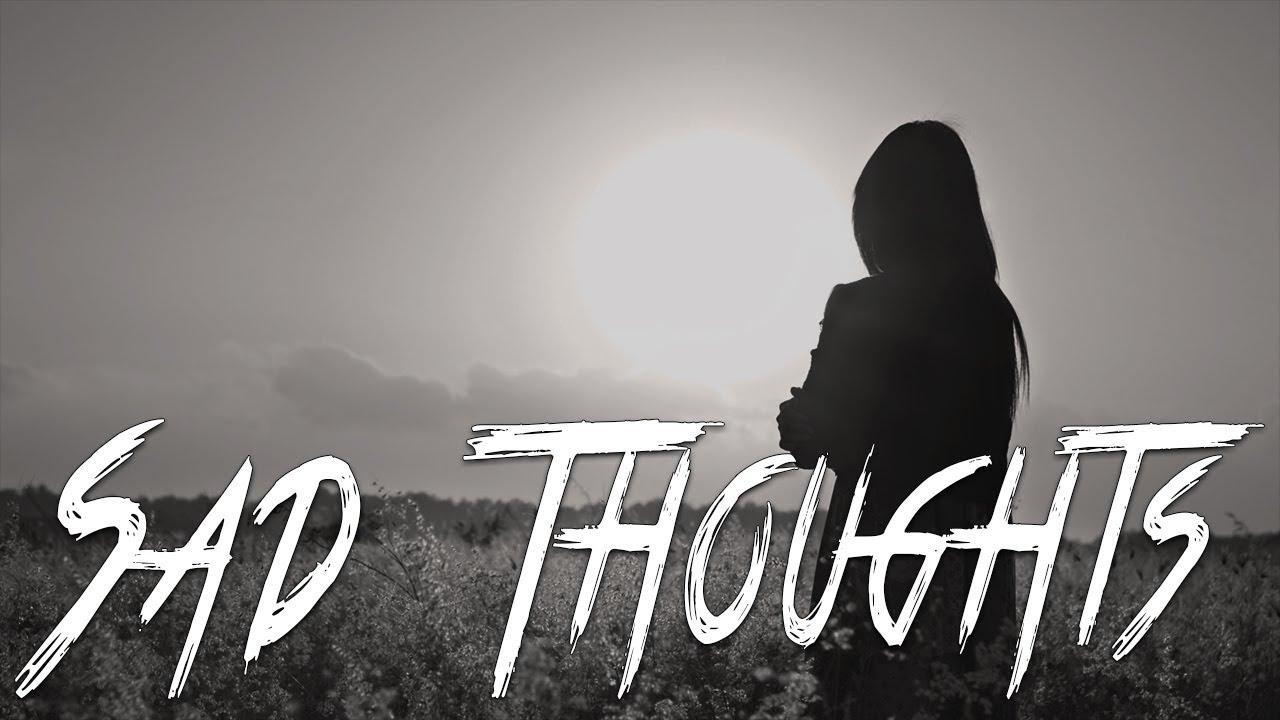 SAD THOUGHTS - Sad Beautiful Piano Rap Beat | Deep Storytelling Instrumental