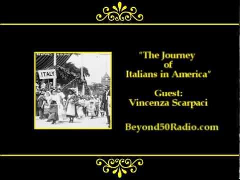 The Journey of Italians in America
