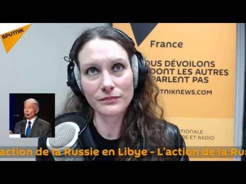 L'action de la Russie en Libye