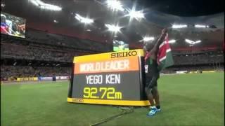 Khaligraph Jones - Julius Yego (Video edit by @ericmorogo)