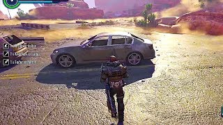 ELEX 35 Minutes of Gameplay Demo (New Open World RPG Game) 2017