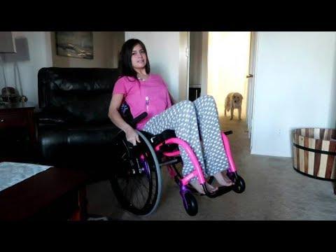 🤔 Deciding on Wheelchair Adjustments ♿ (10/30/17)