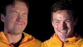 Ikke lov å le: Finn-Hågen Krogh vs Emil Iversen