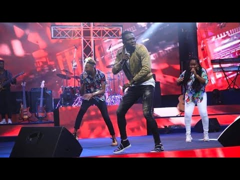 Download AKPORORO NEW YEAR LIVE COMEDY JAS #PraiseConcert