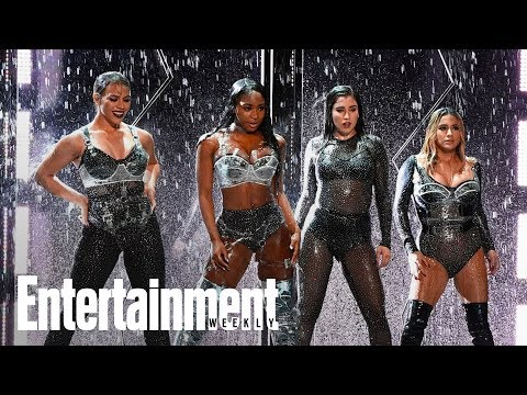 Fifth Harmony Explains Shocking Fake Camila Cabello VMAs Stunt | News Flash | Entertainment Weekly
