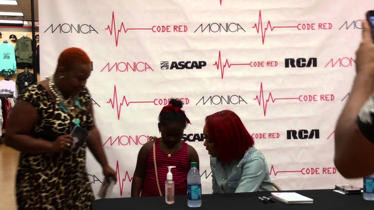 Monicas Meet And Greet At Dtlr In Birmingham Al Youtube