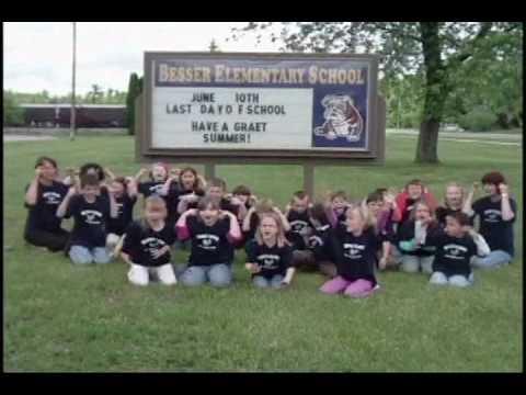 Active Kids at Besser Elementary School