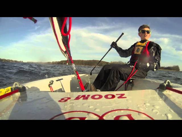 Jacob ZOOM8 Sailing GOPRO HD