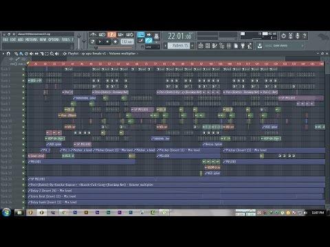 Dana kata pori (Remix) Fl Studio 12 Flp