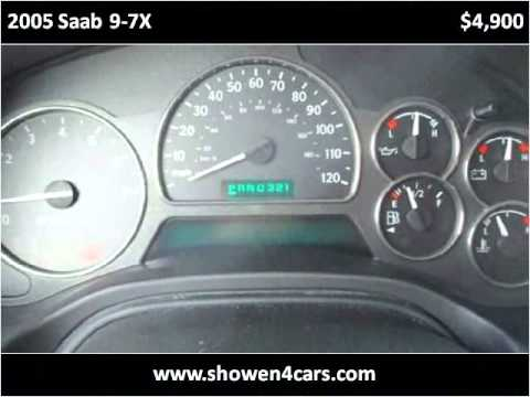 2005 saab 9 7x used cars wilmington oh youtube for Showen motors wilmington ohio