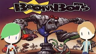 Boombots (PSX) #PowerPlays This Game is Weird