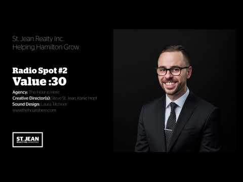 St. Jean Realty Inc. – Radio Spot #2: Value
