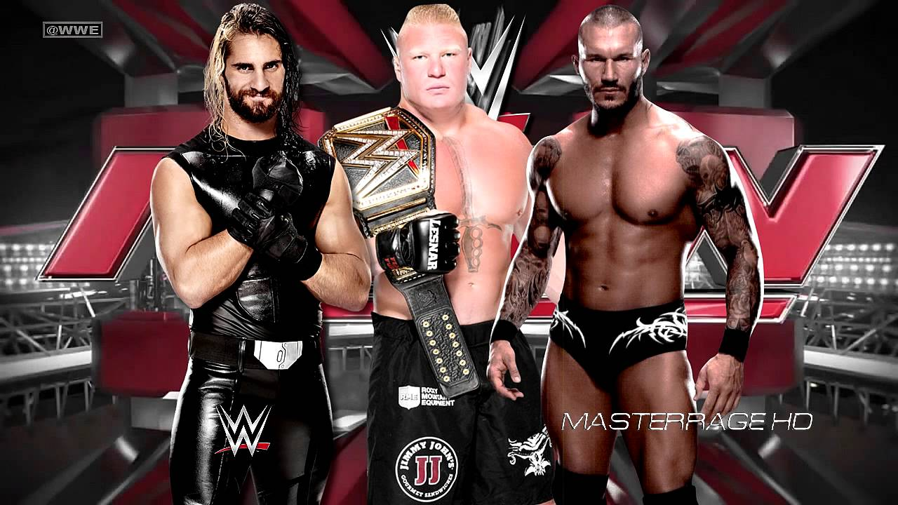 2016: wwe raw 14th and new theme song