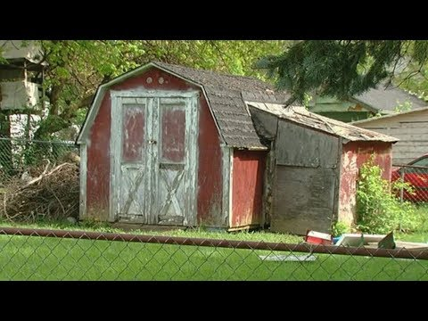 Neighbors Discover Man's Terrible Secret In A Shed On His Property