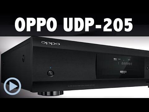 Vorstellung OPPO UDP 205