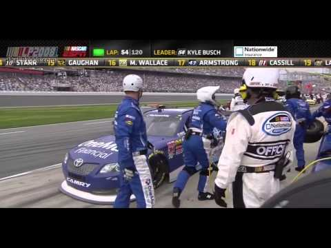 2014 Drive4COPD 300 at Daytona International Speedway - NASCAR Nationwide Series [HD]