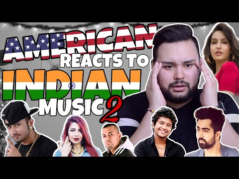 American REACTS  Indian  2
