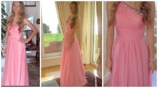 My Prom Dress 2013! - ft. Vponsale Thumbnail