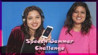 Speech Jammer Challenge | COLLAB