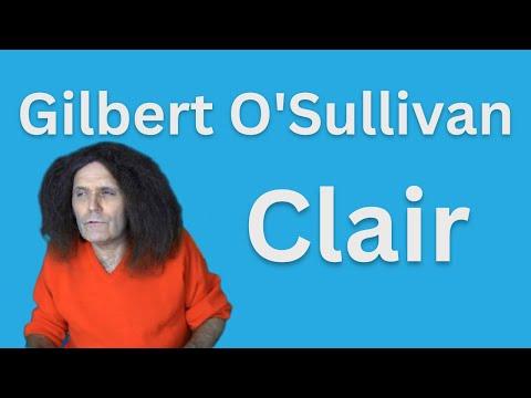 SO SO FUNNY!!! - Gilbert O'Sullivan  - Clair