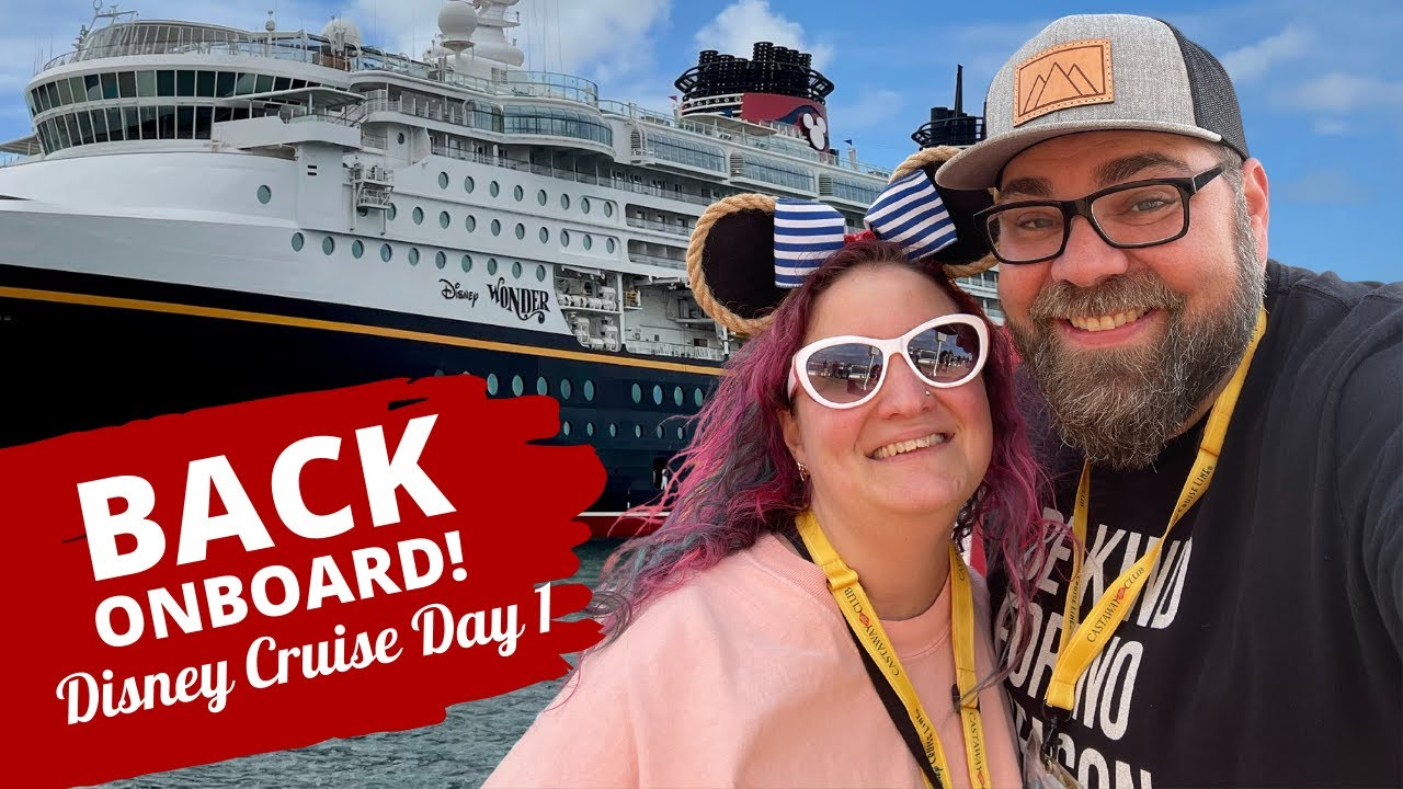 Download Bringing You Along On Our Disney Cruise!