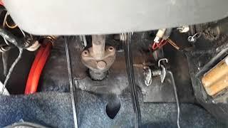2114 печка дует в ноги горячим воздухом постоянно