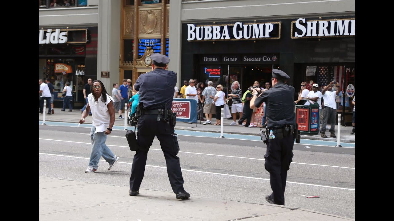 Man Who Shot NYPD Officer Threatened Police in Facebook Rant: 'We Gonna Do ...