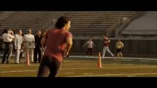 Invincible [2006movie] - Vince Papale Sprint [open tryout scene] HQ
