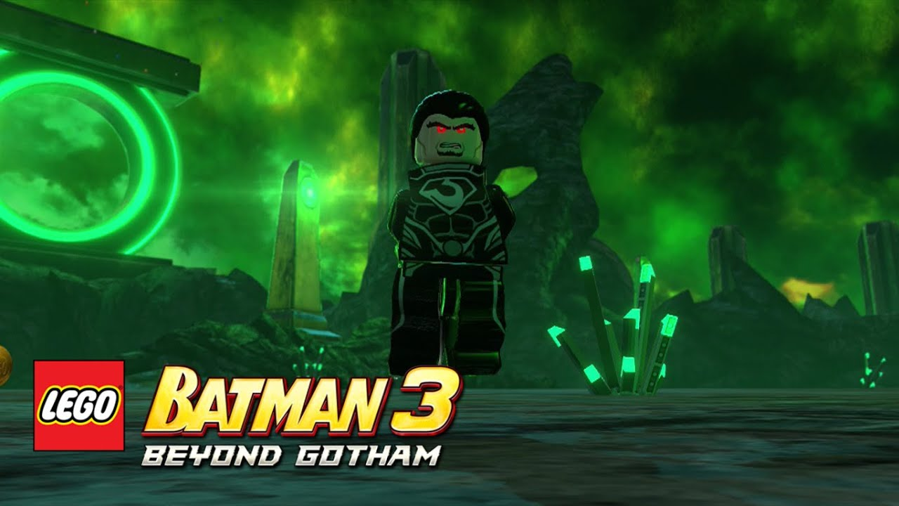 general zod lego batman 2 - photo #17