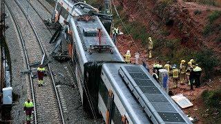One dead, 44 injured after passenger train derails in north Spain
