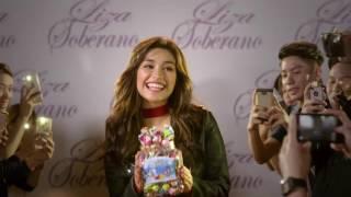 Liza Soberano Milkita Lollipop and Candy 2017