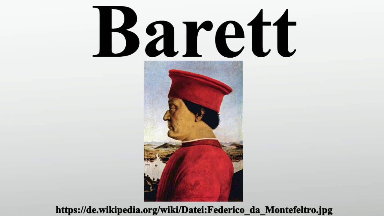 Barett - YouTube