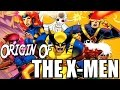 ORIGIN OF THE X-MEN │ Comic History