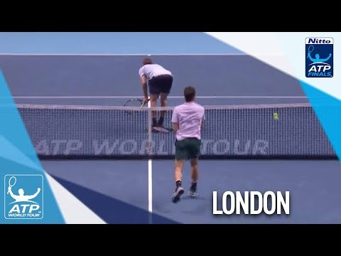 Sock Sets Interesting Target For Federer Nitto ATP Finals 2017