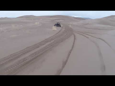 Amargosa Sand Dunes