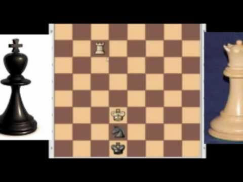 the chess Post 3: Two cars head to head