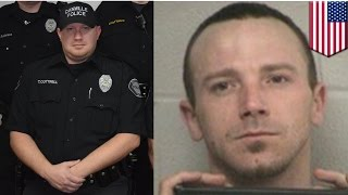 Criminal que quería inmortalizar su nombre es arrestado tras asesinar a un policía