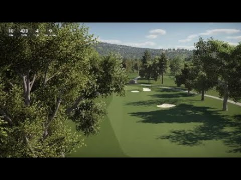 The Golf Club 2 - Luke Donald plays The Ross Club of Detroit