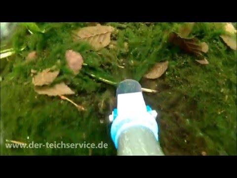 Konen Teichschlammsauger Auch Anderweitig Genutzt Werden