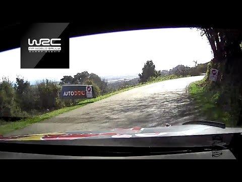 WRC - Corsica Linea - Tour De Corse 2019: Shakedown ONBOARD Ogier