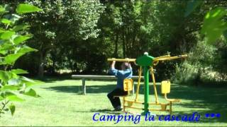 Camping La Cascade.flv
