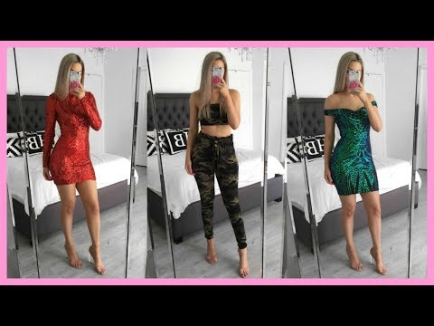HOT MIAMI STYLES TRY ON CLOTHING HAUL!! | HANNAH SCHRODER