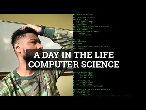 A DAY IN THE LIFE OF A COMPUTER SCIENCE MAJOR | OHIO UNIVERSITY