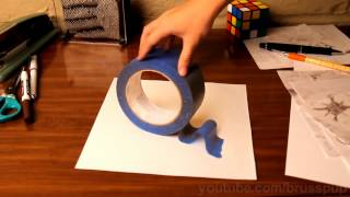 Amazing Anamorphic Illusions!