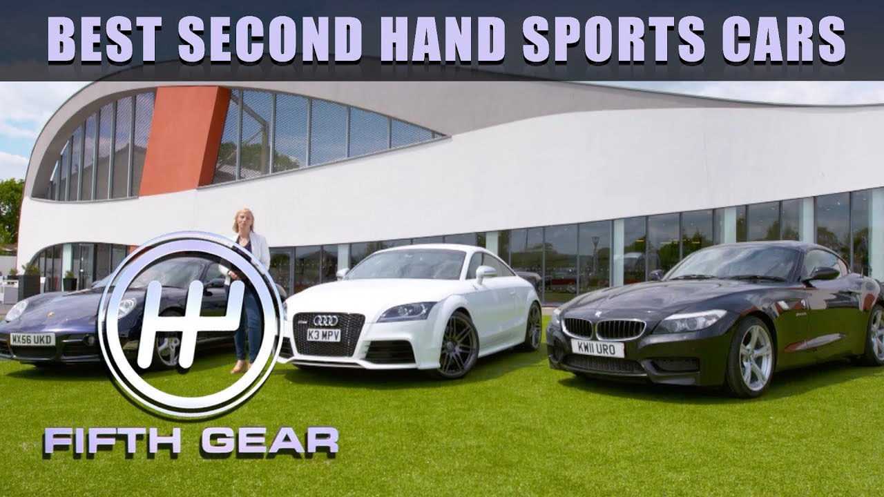 Best Second Hand Sports Cars Fifth Gear Youtube