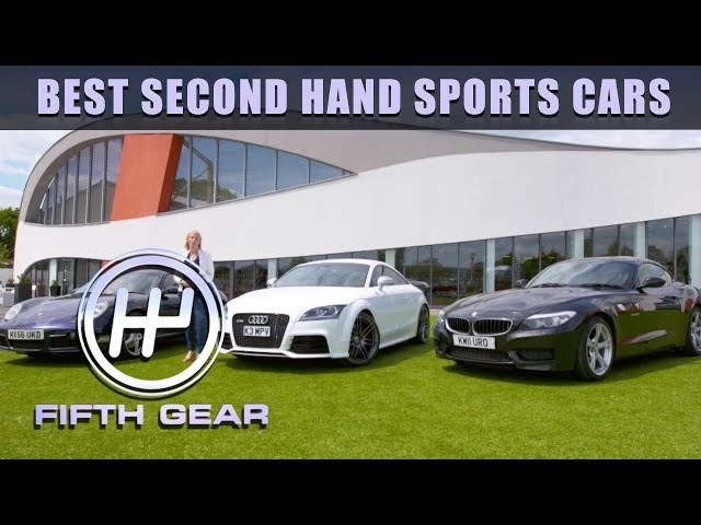Best Second Hand Sports Cars | Fifth Gear