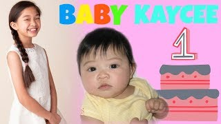BABY KAYCEE Growing Up