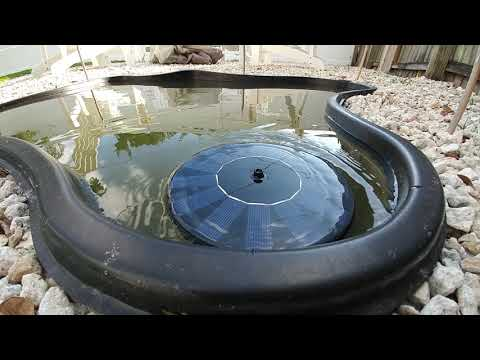 Does A Solar Bird Bath Fountain Pump Work In Shade Or With Clouds???
