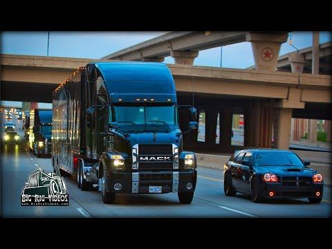NASCAR Hauler Convoy - Rolling CB Interview™