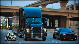 NASCAR Hauler Convoy - Rolling CB Interview™